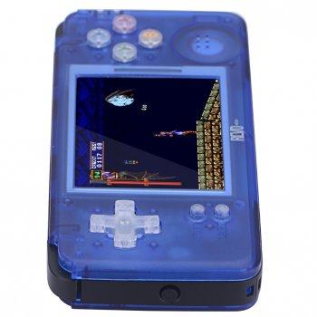 Revo K101 Plus Crystal Blue (GBA Clone)