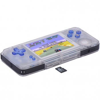 Revo K101 Plus Crystal Clear (GBA Clone)