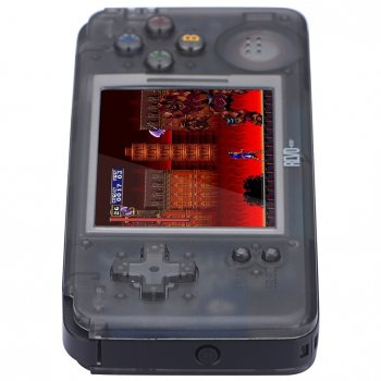 Revo K101 Plus Crystal Black (GBA Clone)
