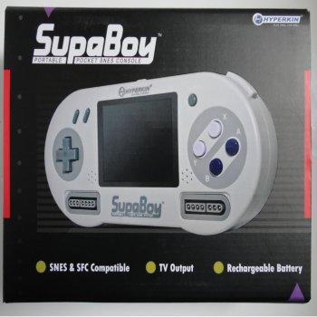 Supaboy Portable SNES & SFC (NTSC)