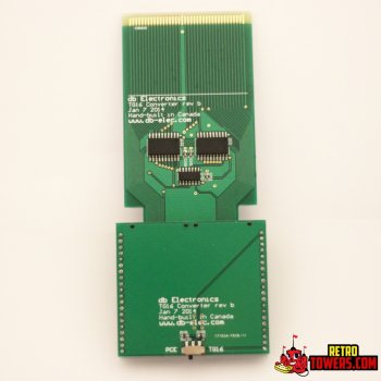 PC Engine to TurboGrafx-16 converter