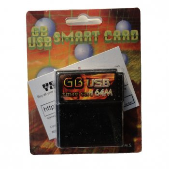GB USB Smart Card 64M