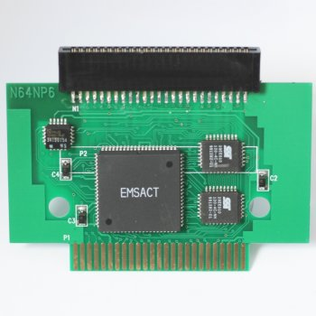 N64 Passport Plus 3 III Adapter PCB version
