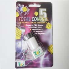 Total Control 5 Keyboard / Mouse Adapter For Dreamcast