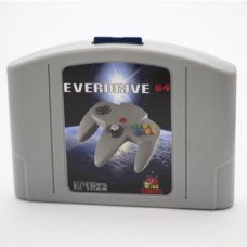 Everdrive 64 V2.5 (Cartridge Form) With Shell
