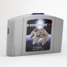 Everdrive 64 V3 (Cartridge Form) With Shell
