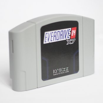 Everdrive 64 X7 (Cartridge Form) With Shell