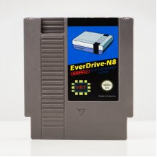 NES Everdrive N8 (Cartridge Form) With Shell