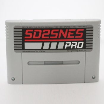 SD2SNES PRO (Cartridge Form) With Shell