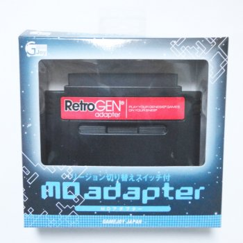 MD Adapter (Genesis To SNES Adapter)